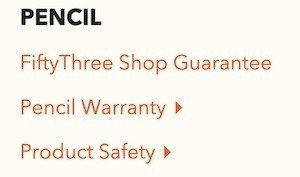 FiftyThree Shop Guarantee Link