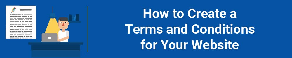 TermsFeed Terms and Conditions Generator: How to Create a Terms and Conditions for your Website