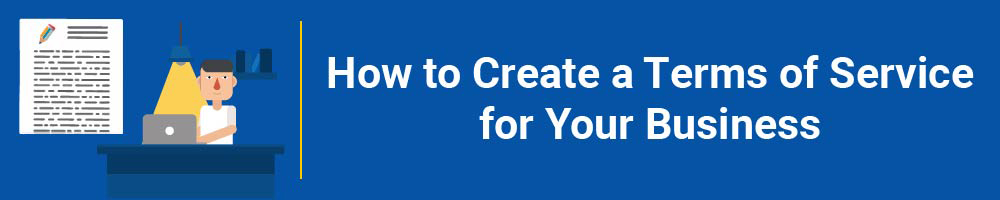 TermsFeed Terms of Service Generator: How to Create a Terms of service for your business