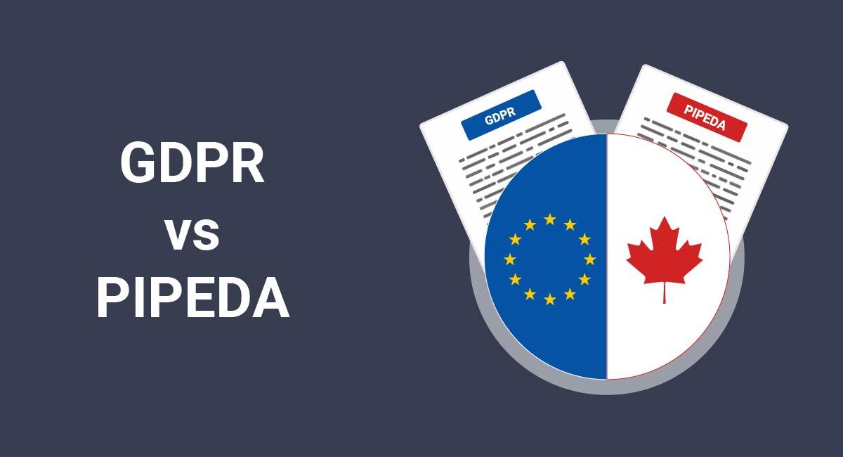 GDPR vs PIPEDA